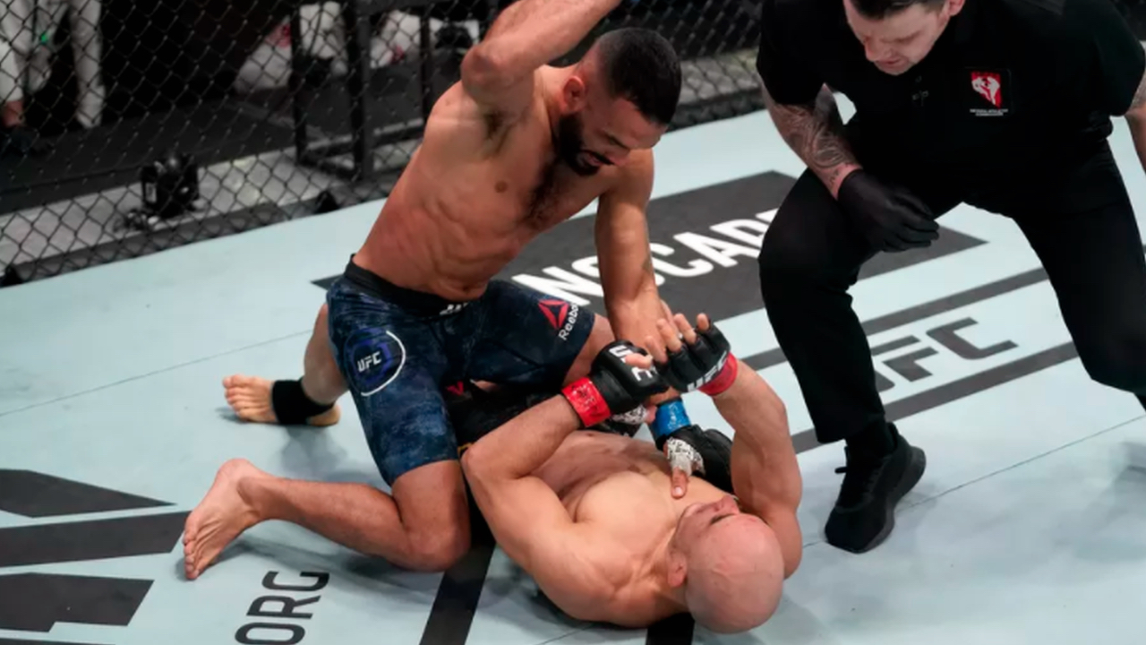 Ufc Vegas 17 Results Rob Font Stops Marlon Moraes In Brutal Fashion Daily Mma Fighting